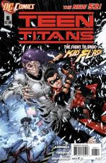 new 52 teen titans 06
