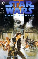 dark horse star wars dark empire 04