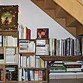 Ma bibliothèque en fait des caisses !