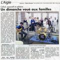 Article du 16 sept 09 - Réveil Normand