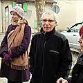 Rencontre place de la fouillouse: les photos