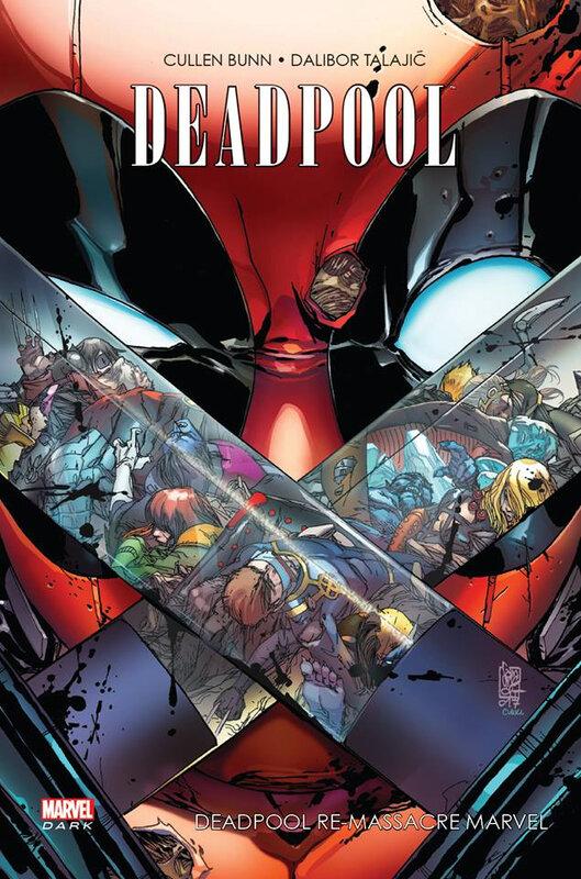 marvel dark deadpool re-massacre marvel