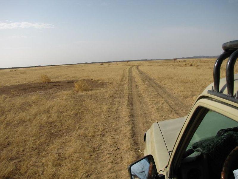 Route Tamanrasset - Kidal 6