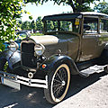 FORD Model A 2door Sedan 1928 Karlsruhe (1)