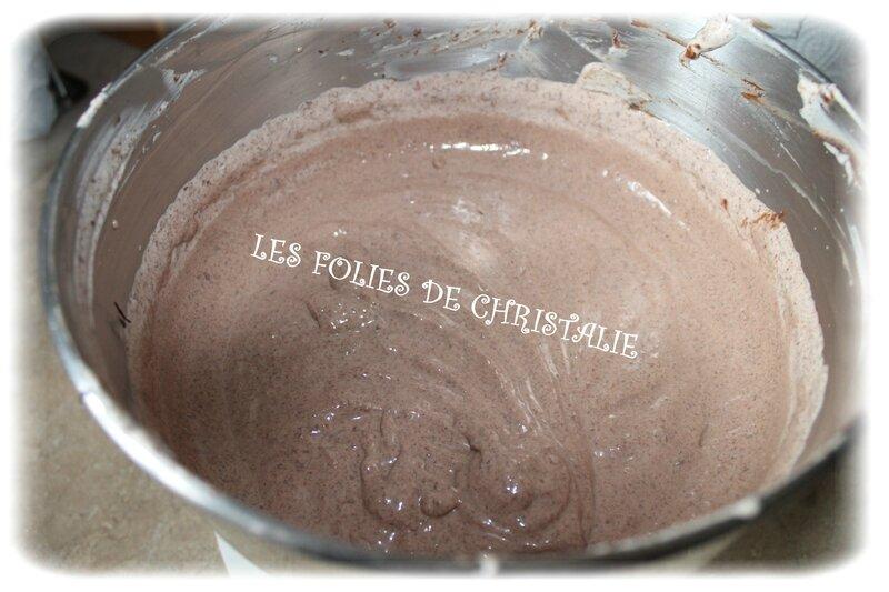Cheesecake chocolat 5