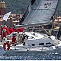 Palavas - villeneuve : régates : olivier illes remporte le championnat méditerranéen sur l'almogaver en irc4...