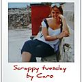 Scrappy tuesday - mitla