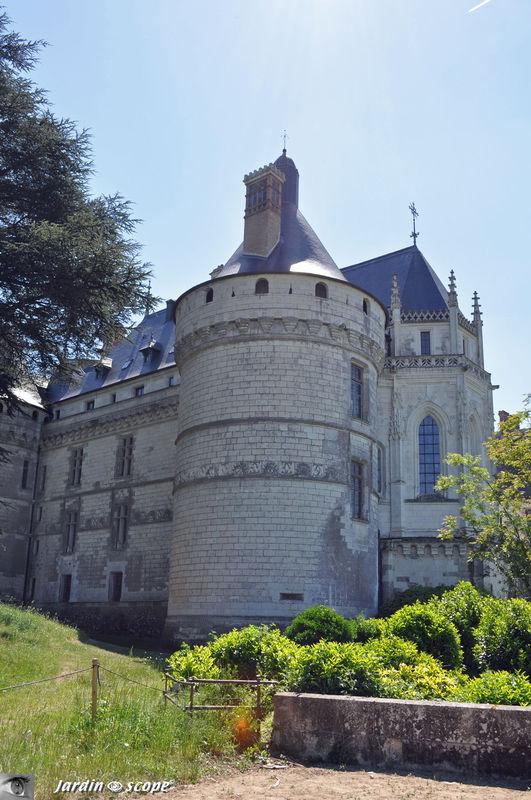 Château de Chaumont sur Loire (Mai 2010)