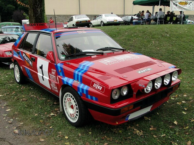 lancia delta hf integrale rally group a 1990 a