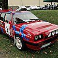 Lancia delta hf integrale rally group a - 1990
