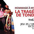 Culture : hommage à m'balia camara , la tragédie de tondon