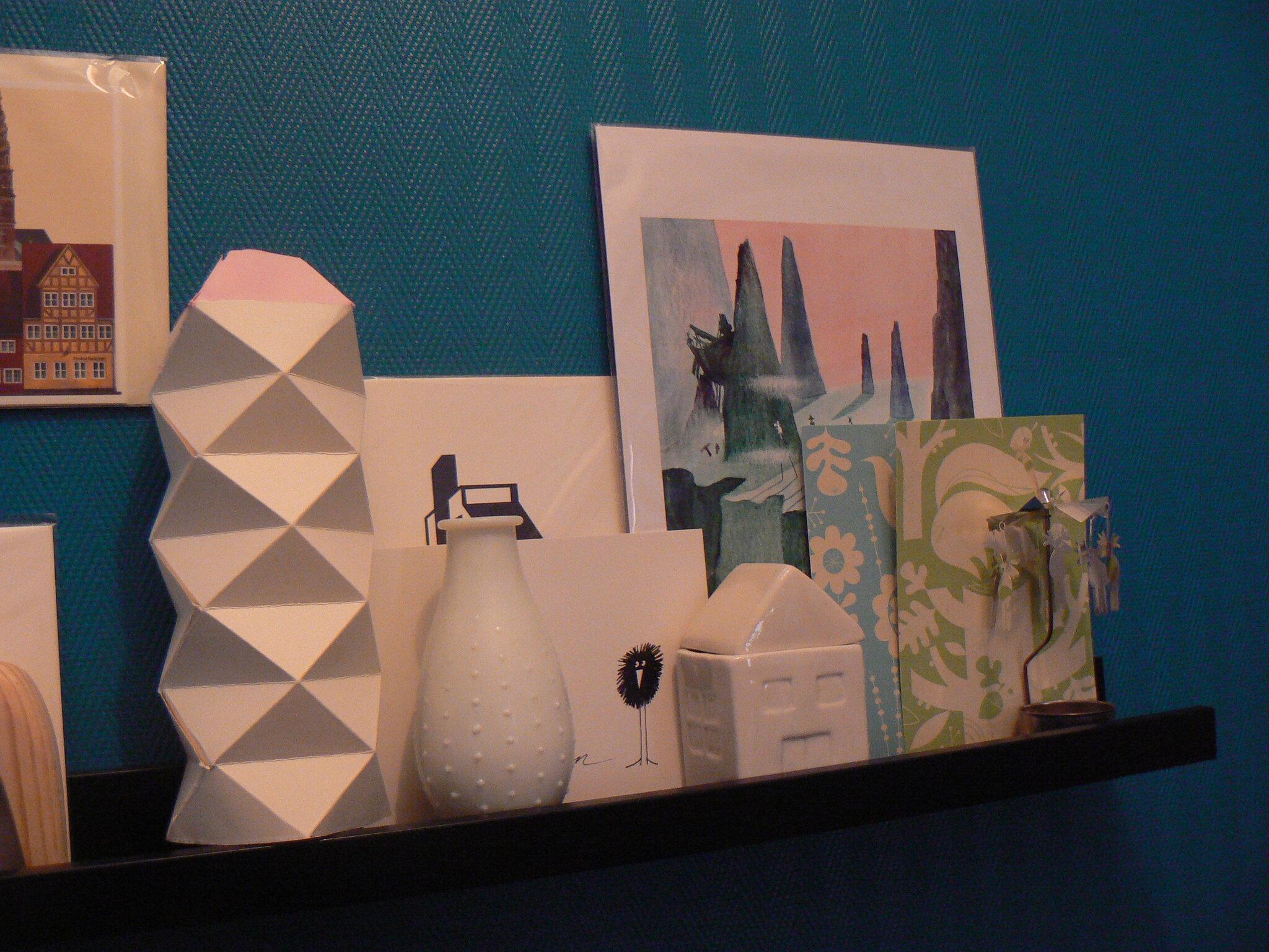 Petit vase Origami