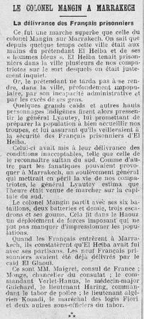 article_Mangin_petit_journal1912