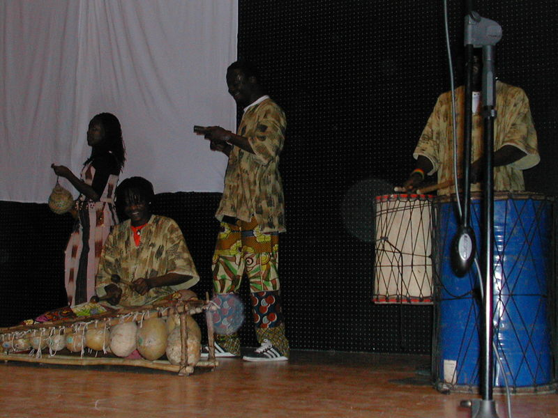 L'ambiance africaine