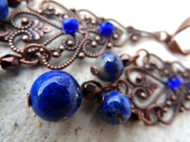 Lapis Lazuli pendante