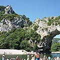 2012: Ruoms - Ardèche