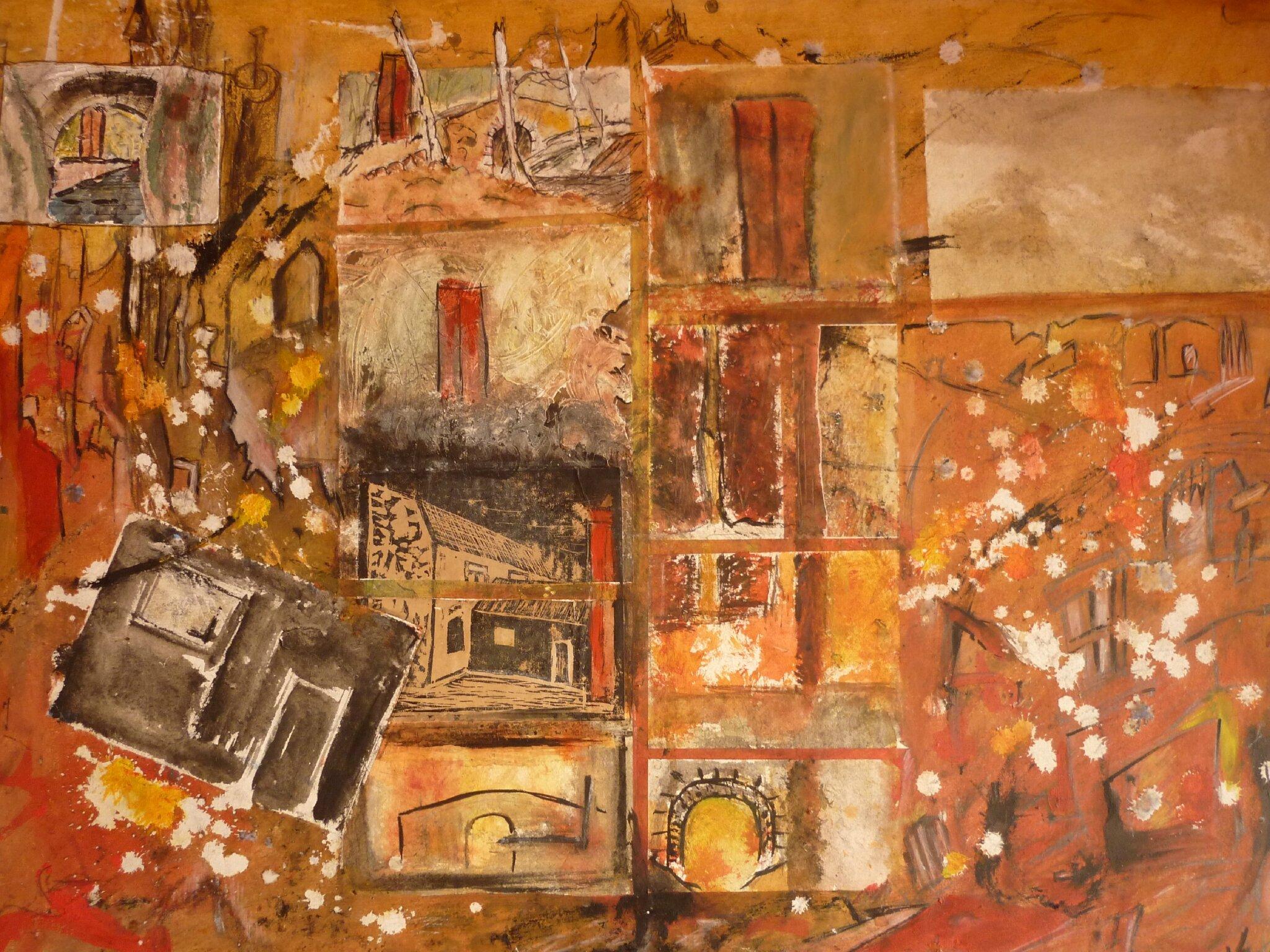Marc Peinture début P1030326