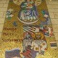 Nazareth, Basilique de l'Annonciation, petit tour du monde
