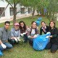 Nettoyage du Campus
