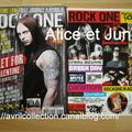 Rock One Magazine ( Avril 2010)