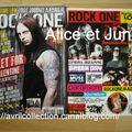 Rock One Magazine ( Avril 2010)