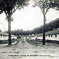 Les cousins (1) - explosion au camp de satory - le kaiser sur le front français