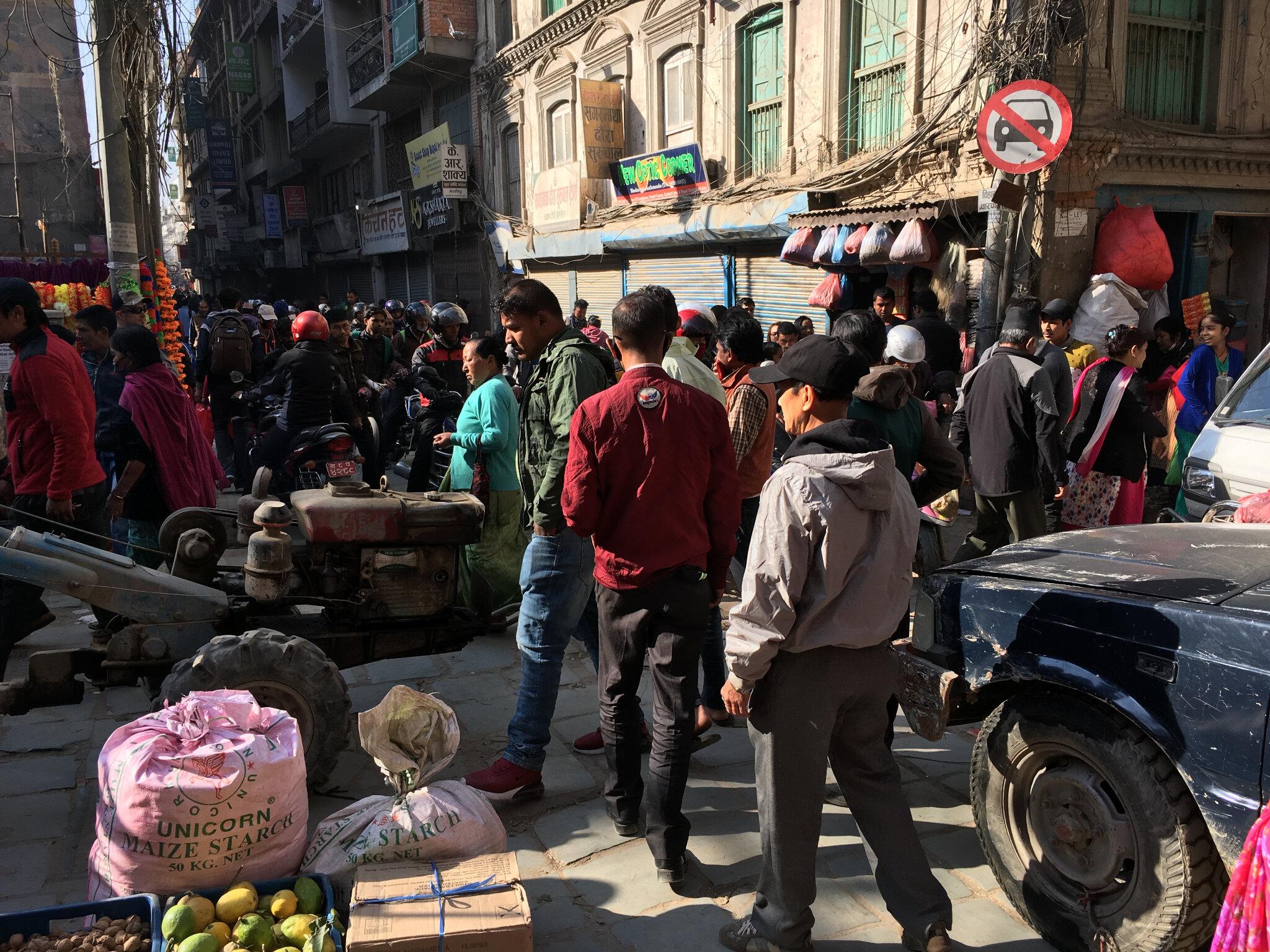 Les rapatriés transportent peut-être des coronavirus dans le Népal rural