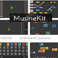 Musinekit (la muse en circuit)