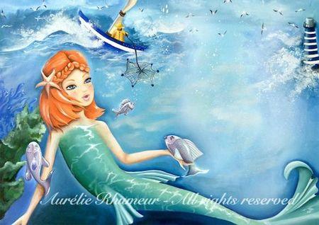 sirene bretonne Rhumeur