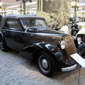 Steyr 220 cabriolet de 1938 (Cité de l'Automobile Collection Schlumpf à Mulhouse) 01