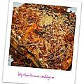 Lasagnes à l'aubergine
