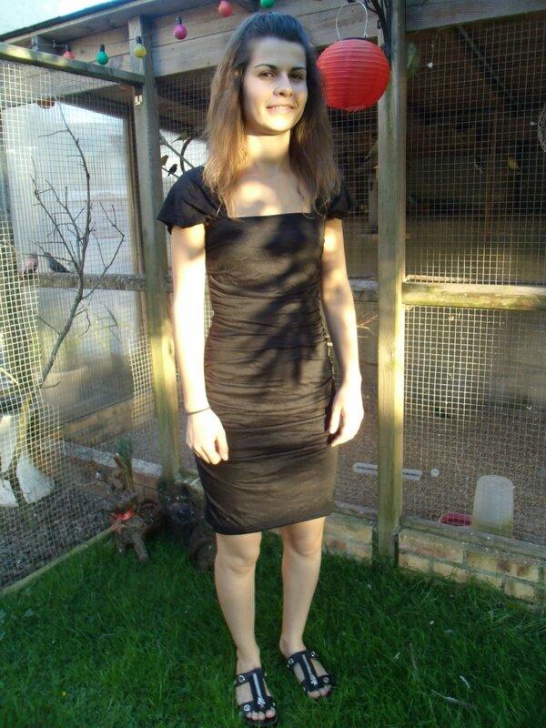 robe noire gaëlle (1)