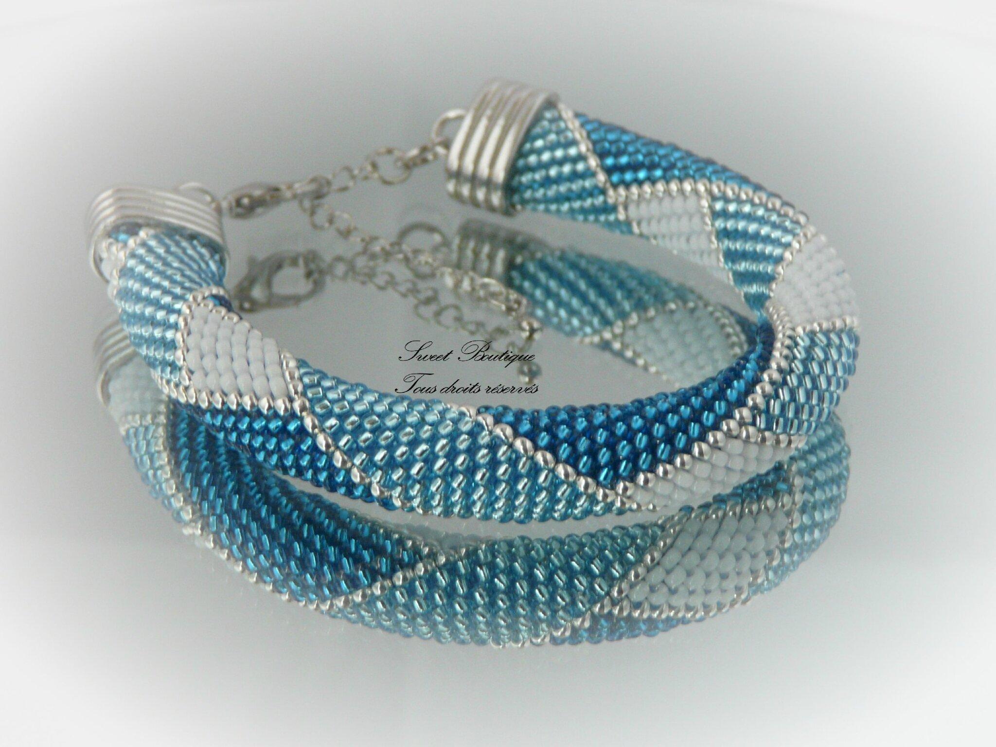 Bracelet Blue sky