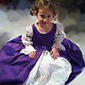 Purple reine