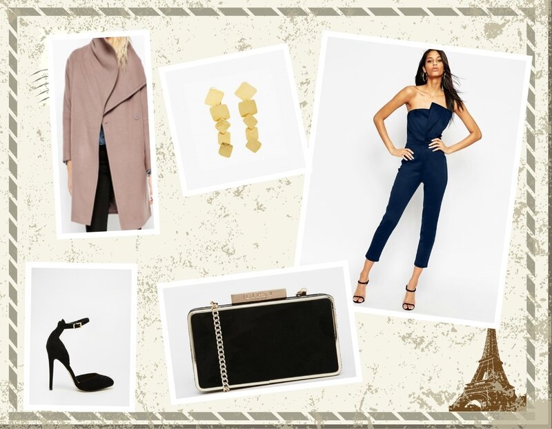 Look invitée mariage hiver 3