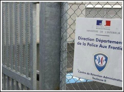 Centre de rétention administrative