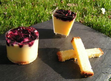 verrine à la crème agrume et fruits rouges (4)
