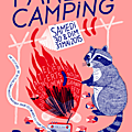 Fanzine camping/// ce week end