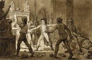 Profanation Saint Denis