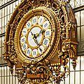 horloge orsay