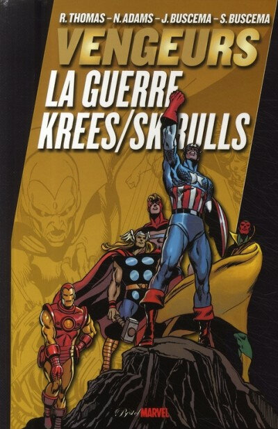 best of marvel avengers la guerre kree skrulls