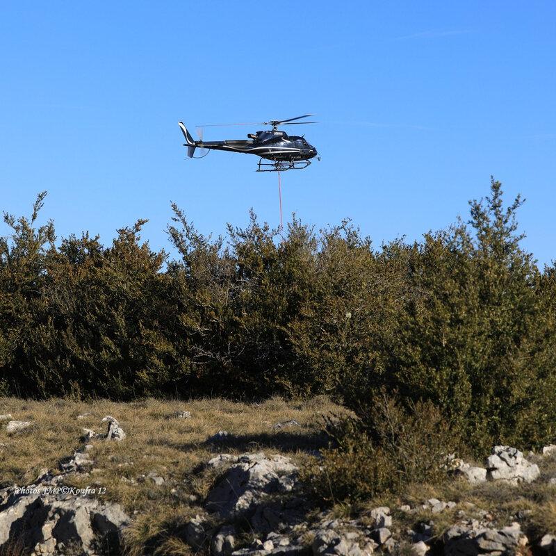 Photos JMP©Koufra 12 - La Couvertoirade - Hélicoptère - 26022019 - 0341