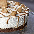Cheesecake 100% spéculoos®