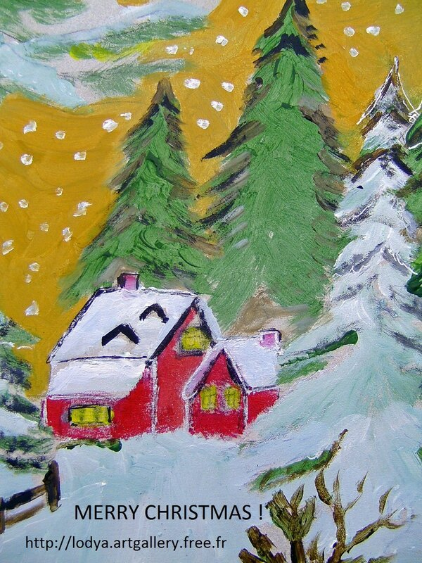 paysage neige - Copie