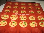 Cakes aux fruits confits 003