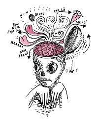 """Résultat de recherche d'images pour """"cerveau en surchauffe humour"""""""