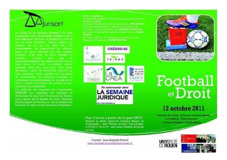 FootballDroit présentation