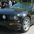 Ford mustang GT convertible (Rencard Haguenau) 01