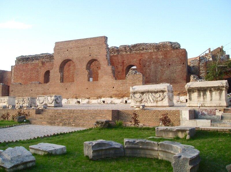 odéon romain de Patras