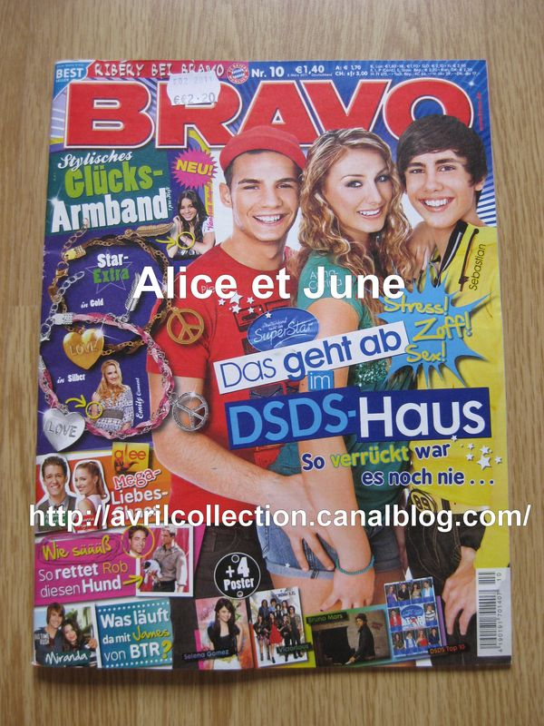 Bravo n°10 (2 mars 2011)